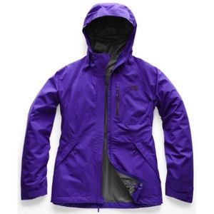 NWT. THE NORTH FACE Dryzzle Jacket